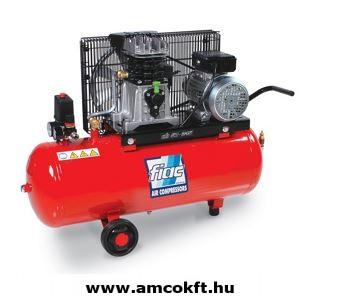 AB 50-268M Olajkenésű dugattyús kompresszor