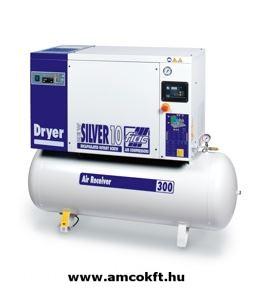 NEW SILVER D 10/300 Csavarkompresszor