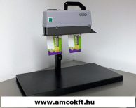 AVC CS.350.R Fóliahegesztő gép, folyamatos, 6mm, állvány nélkül