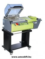 "EXTEND EKH-238 Heat shrink wrapping machine, ""one step"" system"