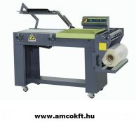 "EXTEND EKL-455M L-Sealer machine, semi automatic, ""two step"" system"