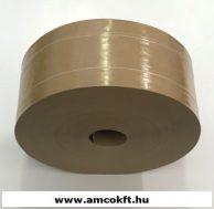 Ragasztószalag, enyvezett papír, barna, 200m, 70g/m2, 70mm széles