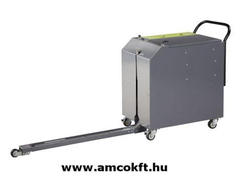 EXTEND EXS-410 Pántológép, félautomata, raklaphoz