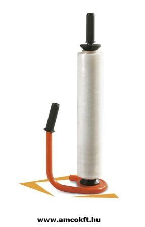 SIAT SRT Sztreccsfólia felhordó, kézi, fém-öntvény, 38/50/76 mm cséve átmérőjű, 508 mm szélességű fóliához