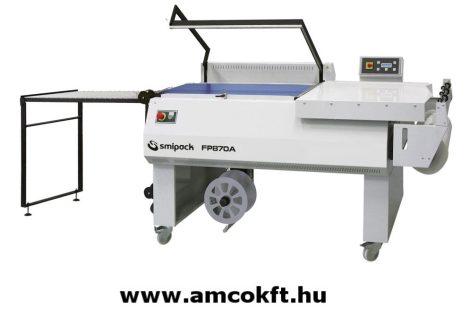 SMIPACK FP870A L-hegesztő, félautomata, kétlépéses
