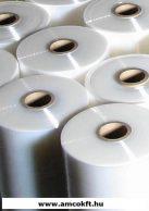 HIPAC Sztreccsfólia, gépi, 500mm, 2582m, 12my, 16,1kg/tekercs