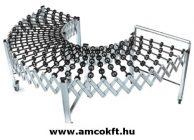 FILMA GRL/500/2-ECO Görgősor, műanyag görgőkkel, kihúzható
