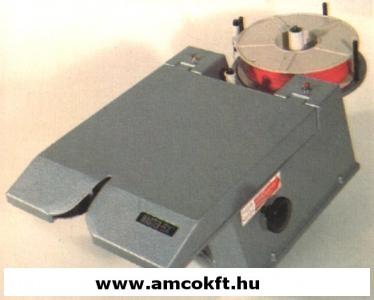 GENERAL PLASTICS Masterfix Tasakzárógép, twiszthez, elektronikus, UTOLSÓ KIFUTÓ DARAB!