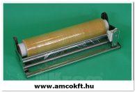 KRAM MAX MIKRO Fólia tartó és vágó (max. fólia szélesség 300mm, fóliahosszúság: 300m)