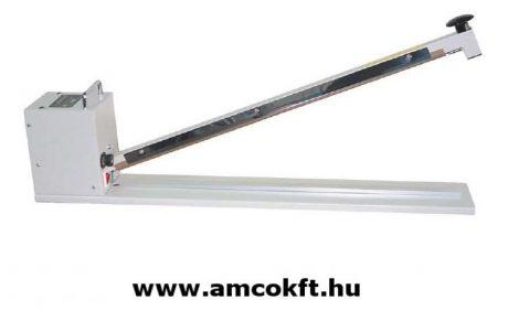 MERCIER ME1000HI Fóliahegesztő, impulzusos, lapos hegesztőszállal, 2,5mmx1000mm