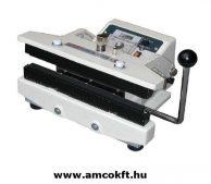 MERCIER ME200CFH Fóliahegesztő, asztali, folyamatos fűtéses, 10x200mm