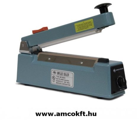 MERCIER ME200HC Fóliahegesztő, impulzusos, asztali, késes, 2mmx200mm