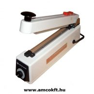 MERCIER ME2010HC Impulse hand sealer with cutter, tabletop, 10mmx200mm