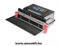 ME250SI stainless steel table top press impulse sealer