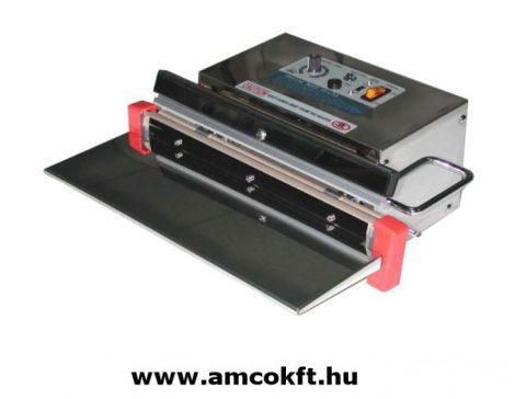 ME250SI stainless steel table top press impulse sealer