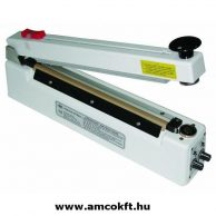 MERCIER ME300HCG Impulse hand sealer with magnetic hold and cutter, 2mmx300mm