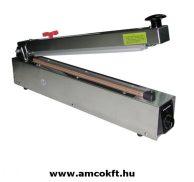 MERCIER ME3010HCS Fóliahegesztő, impulzusos, asztali, késes, rozsdamentes, 10mmx300mm