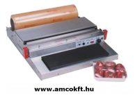 Nyújthatófóliás habtálca csomagológép MERCIER ME500WD