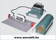 MERCIER ME600HP Fóliahegesztő, hordozható,  600mm cekászos (vágószálas) hegesztőszállal