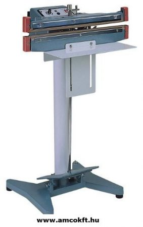 MERCIER ME6010FD Fóliahegesztő, impulzusos, lábpedálos, 10mmx600mm