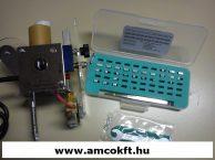 MERCIER ME662HS Nyomtató egység impulzusos fóliahegesztőkhöz, 2 soros