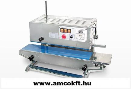 MERCIER ME882BS15L Vertical continuous band sealer, 10x40mm