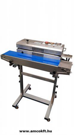 MERCIER ME883BS15L Tasakhegesztő, vízszintes, folyamatos, 10mmx40mm