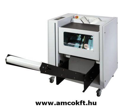 MINIPACK Mailbag Vertikális töltő-záró gép, Újságcsomagoló gép