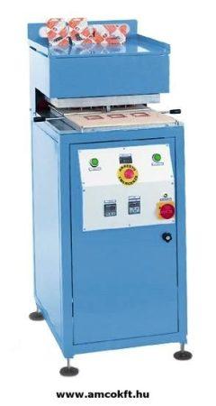 GENESI CB 430 Bliszter gép, 400x300mm munkafelület