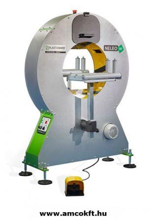 PLASTICBAND NELEO50 Semi automatic orbital wrapping machine
