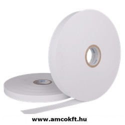 ATS banding paper, heat seal, white, 30mm, 1000m, 80g/m2