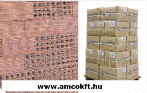 Raklapburkoló háló, fehér, 0,5m, 1000m, raklapos áru rögzítésére