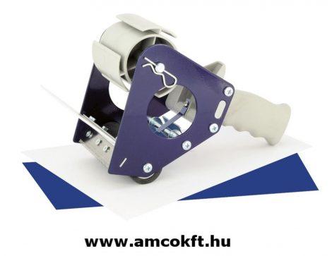 SIAT H100 Kézi tapadószalag felhordó rozsdamentes acél pengével, 100 mm széles tapadószalaghoz
