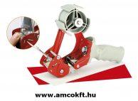 SIAT H13 Kézi fém tapadószalag felhordó rozsdamentes acél pengével és rugós fékezővel, 50mm széles tapadószalaghoz