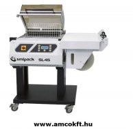 SMIPACK SL45 Zsugorfóliázó gép, egylépéses, 220V