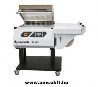 SMIPACK SL55 Manual L-sealing hood packaging machine