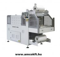 SMIPACK BP800 Monoblock semiautomatic shrinkwrapper with sealing bar