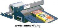 AVC SMS.350 Fóliahegesztő, asztali, mágneses, 4 mm széles hegesztéssel