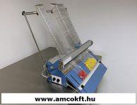 AVC SMS.FC/CD.350 Asztali, mágneses, vonal fóliahegesztő