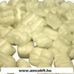 Polisztirol térkitöltő hab, PS, fehér, 0,5m3/zsák