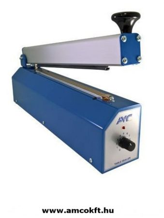 AVC TS.400 Table sealer, sealing length 400mm, with timer