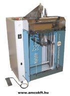 MINIPACK X-bag Függőleges formázó-töltő-záró gép, félautomata, RAL7035B