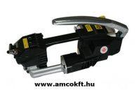 Használt ZAPAK ZP286X pántológép, pneumatikus