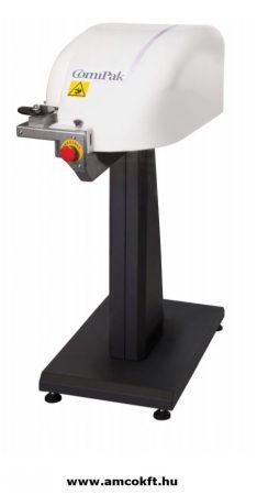 Használt COMIPAK 408 PL Tasakzárógép/ Klipszelőgép pneumatikus, dátumnyomtató nélkül