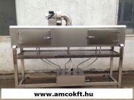 HOWFOND HF-2300M Sleevező gép, gőzalagút