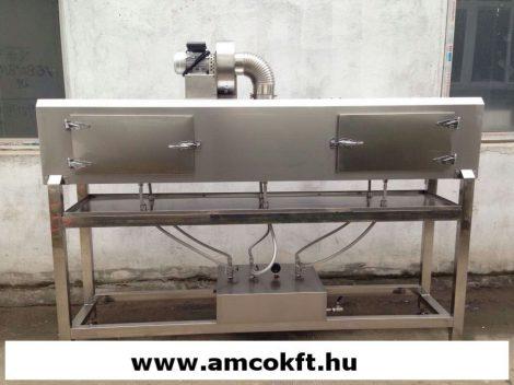 HOWFOND HF-2300M Steam shrink tunnel & Steam Generator (4145)