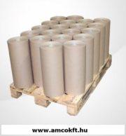 EASYPACK Papír Packmate térkitöltőt gyártó géphez, 1 rétegű, 70g, 375mm, 300m, barna