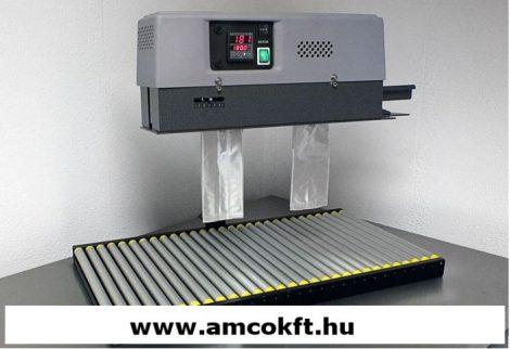 AVC CS.450 Fóliahegesztő gép, folyamatos, 12mm, állvány nélkül