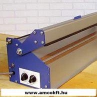 AVC SMS.1000.TW Fóliahegesztő, asztali, mágneses, kettős hegesztő