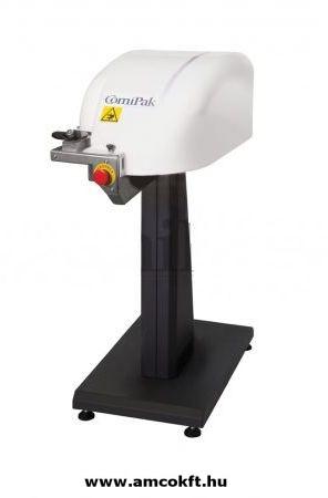 COMIPAK 408 DP Tasakzárógép/ Klipszelőgép, pneumatikus, számkészlettel, dátumnyomtatóval